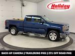 2015 Chevrolet Silverado 1500 Double Cab 4x4, Pickup #W5214A - photo 1