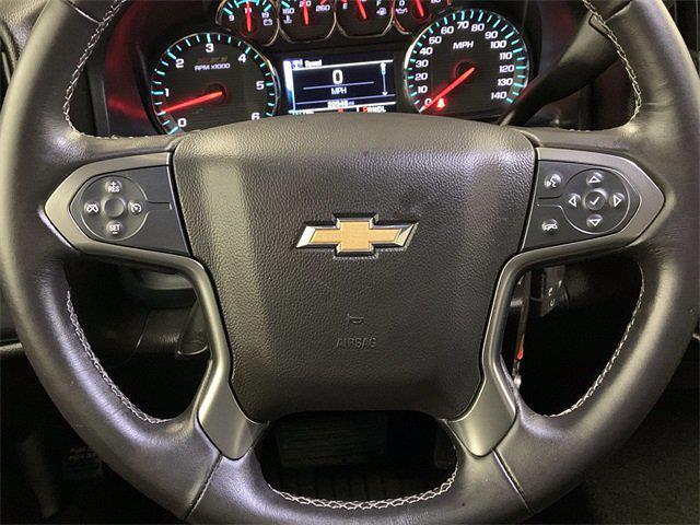 2019 Chevrolet Silverado 1500 Double Cab 4x4, Pickup #W5540 - photo 15