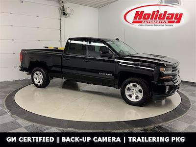 2019 Chevrolet Silverado 1500 Double Cab 4x4, Pickup #W5540 - photo 1