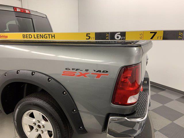 2011 Ram 1500 Crew Cab 4x4,  Pickup #W5621A - photo 21