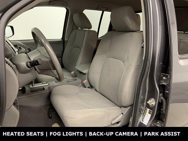 2019 Nissan Frontier Crew Cab 4x4, Pickup #W5629 - photo 9