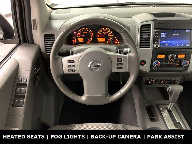 2019 Nissan Frontier Crew Cab 4x4, Pickup #W5629 - photo 12