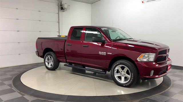 2017 Ram 1500 Quad Cab 4x4, Pickup #W5801 - photo 27