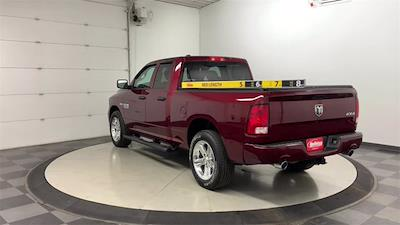2017 Ram 1500 Quad Cab 4x4, Pickup #W5801 - photo 3