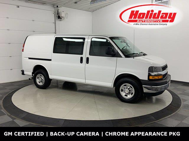 2018 Chevrolet Express 2500 4x2, Empty Cargo Van #W5852 - photo 1