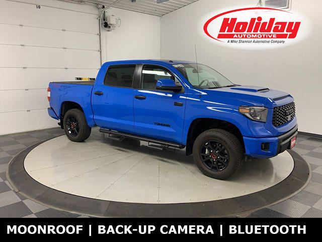 2019 Toyota Tundra Crew Cab 4x4, Pickup #W5943 - photo 1