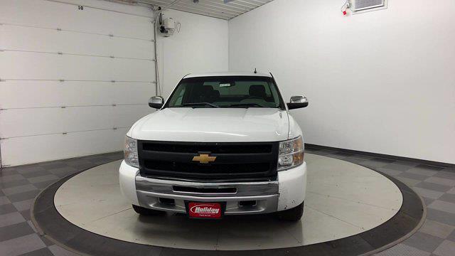 2012 Chevrolet Silverado 1500 Extended Cab 4x4, Pickup #W5954A - photo 30