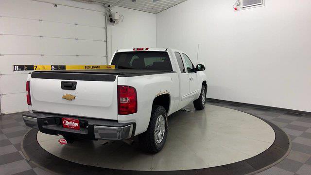 2012 Chevrolet Silverado 1500 Extended Cab 4x4, Pickup #W5954A - photo 2