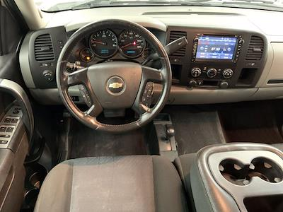 2012 Chevrolet Silverado 1500 Extended Cab 4x4, Pickup #W5954A - photo 11