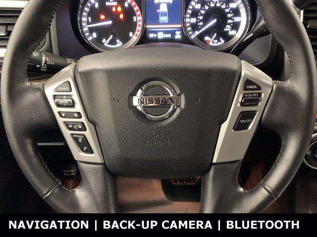 2019 Nissan Titan XD Crew Cab 4x4, Pickup #W6320A - photo 15