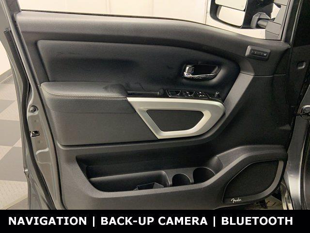 2019 Nissan Titan XD Crew Cab 4x4, Pickup #W6320A - photo 3