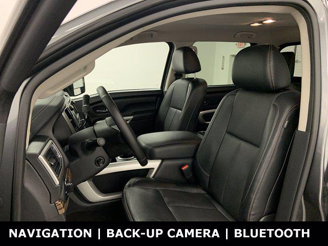 2019 Nissan Titan XD Crew Cab 4x4, Pickup #W6320A - photo 7