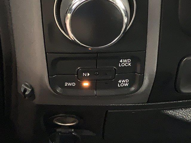 2018 Ram 1500 Quad Cab 4x4, Pickup #W6393 - photo 14