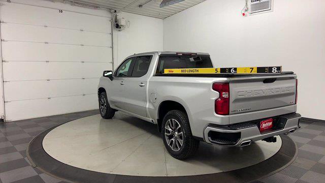 2019 Chevrolet Silverado 1500 Crew Cab 4x4, Pickup #W6436 - photo 3