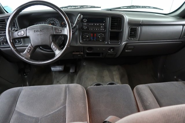2006 Sierra 1500 Extended Cab 4x4, Pickup #16F932B - photo 16
