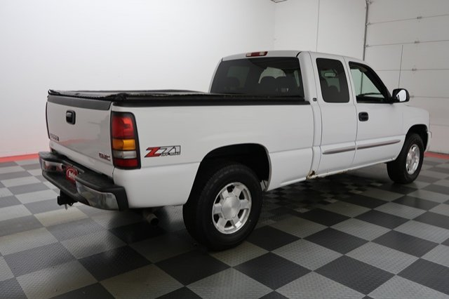 2006 Sierra 1500 Extended Cab 4x4, Pickup #16F932B - photo 4