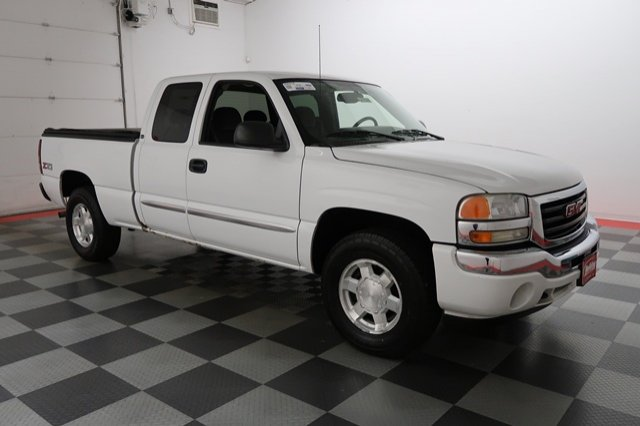 2006 Sierra 1500 Extended Cab 4x4, Pickup #16F932B - photo 5