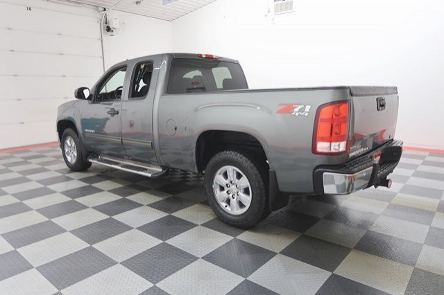2011 Sierra 1500 Extended Cab 4x4, Pickup #17C559A - photo 2
