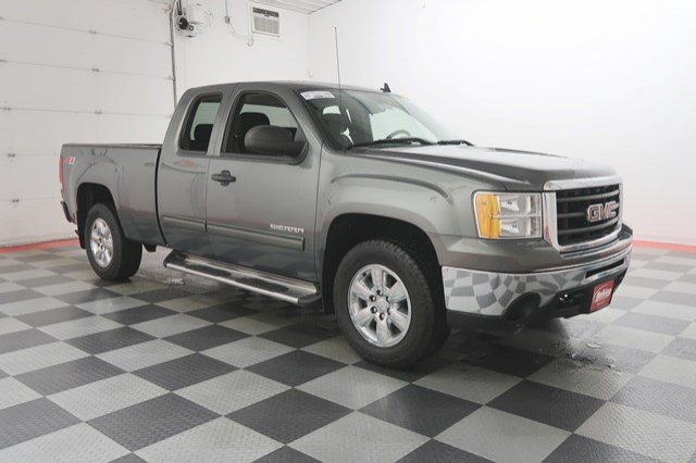 2011 Sierra 1500 Extended Cab 4x4, Pickup #17C559A - photo 5