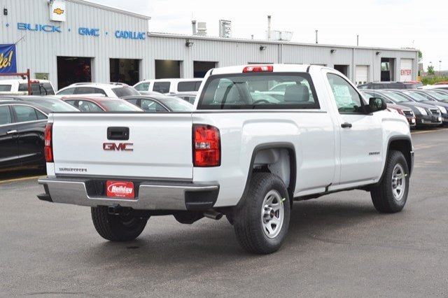 2017 Sierra 1500 Regular Cab, Pickup #17G1006 - photo 6