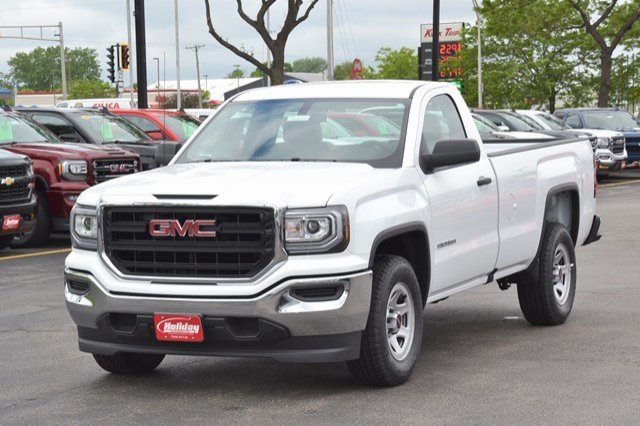 2017 Sierra 1500 Regular Cab, Pickup #17G1006 - photo 3