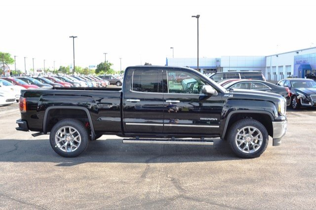 2017 Sierra 1500 Double Cab 4x4, Pickup #17G1018 - photo 7