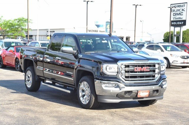 2017 Sierra 1500 Double Cab 4x4, Pickup #17G1018 - photo 8