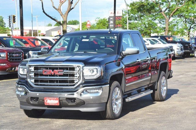 2017 Sierra 1500 Double Cab 4x4, Pickup #17G1018 - photo 3