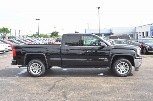 2017 Sierra 1500 Double Cab 4x4, Pickup #17G1022 - photo 6