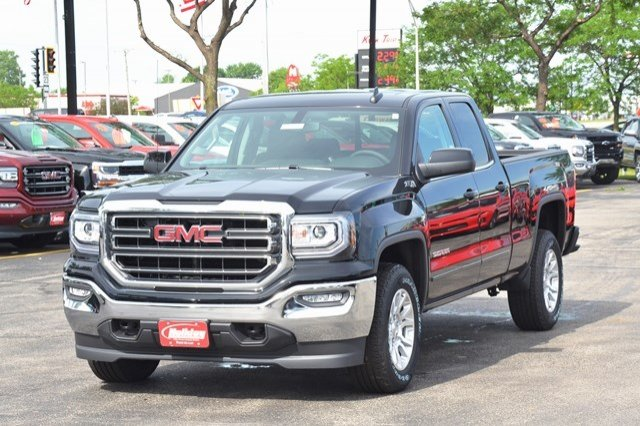 2017 Sierra 1500 Double Cab 4x4, Pickup #17G1022 - photo 7