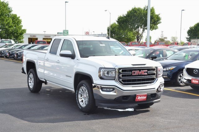 2017 Sierra 1500 Double Cab 4x4, Pickup #17G1023 - photo 8