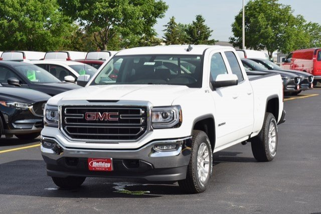 2017 Sierra 1500 Double Cab 4x4, Pickup #17G1023 - photo 6