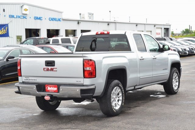 2017 Sierra 1500 Double Cab 4x4, Pickup #17G1032 - photo 6
