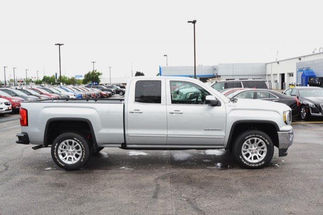 2017 Sierra 1500 Double Cab 4x4, Pickup #17G1032 - photo 7