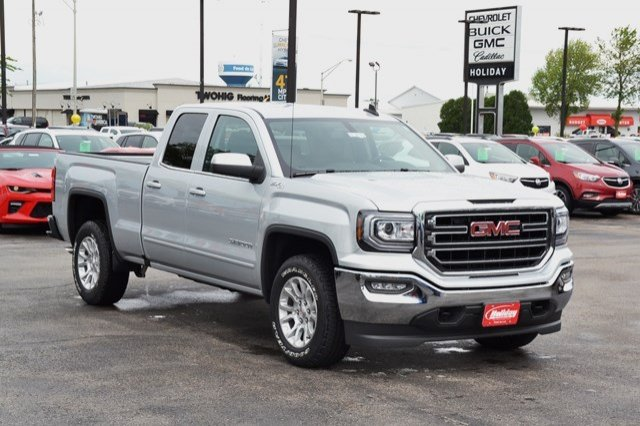 2017 Sierra 1500 Double Cab 4x4, Pickup #17G1032 - photo 8