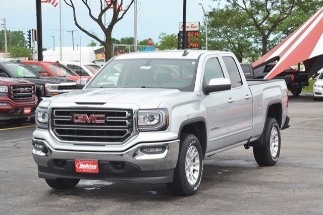 2017 Sierra 1500 Double Cab 4x4, Pickup #17G1032 - photo 3
