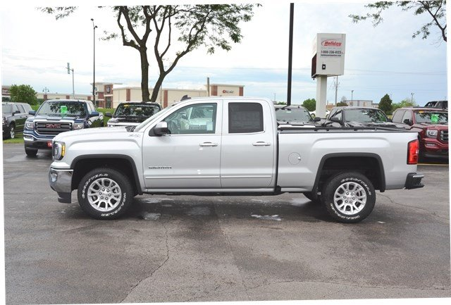 2017 Sierra 1500 Double Cab 4x4, Pickup #17G1032 - photo 4