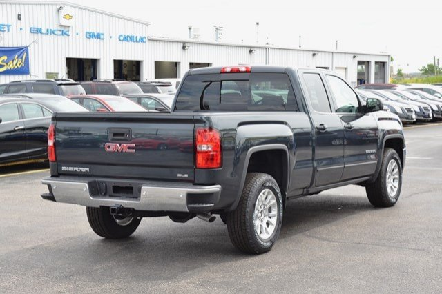2017 Sierra 1500 Double Cab 4x4, Pickup #17G1033 - photo 6
