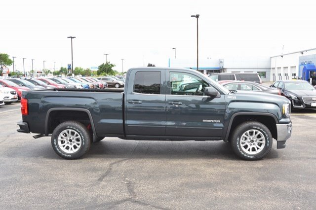 2017 Sierra 1500 Double Cab 4x4, Pickup #17G1033 - photo 7