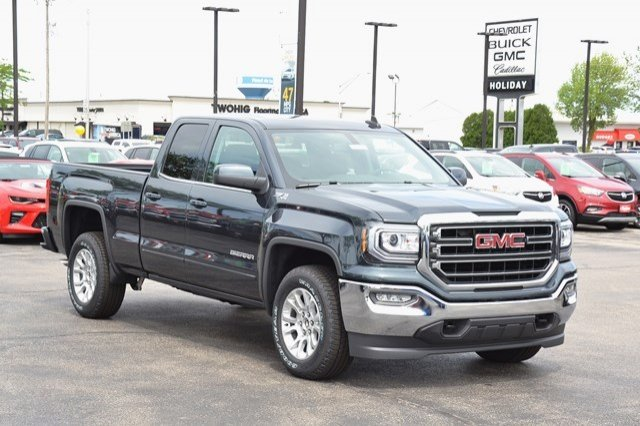 2017 Sierra 1500 Double Cab 4x4, Pickup #17G1033 - photo 8
