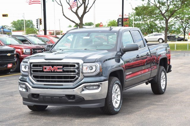 2017 Sierra 1500 Double Cab 4x4, Pickup #17G1033 - photo 3