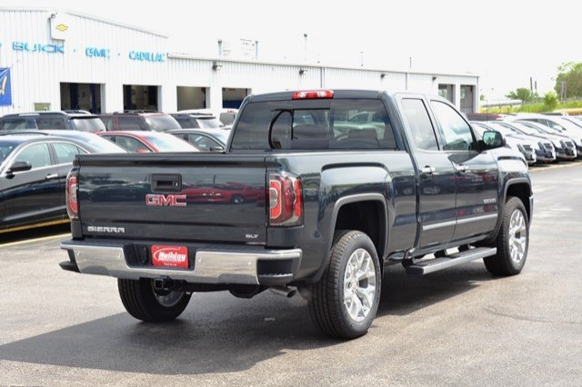 2017 Sierra 1500 Double Cab 4x4, Pickup #17G1034 - photo 6