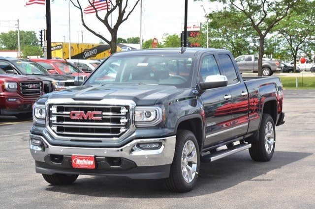 2017 Sierra 1500 Double Cab 4x4, Pickup #17G1034 - photo 3