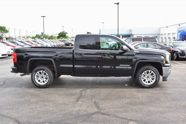 2017 Sierra 1500 Double Cab 4x4, Pickup #17G1051 - photo 7