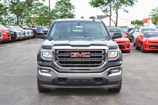 2017 Sierra 1500 Double Cab 4x4, Pickup #17G1051 - photo 9