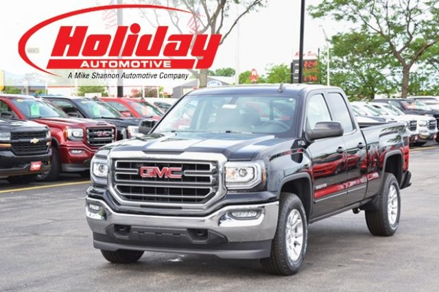 2017 Sierra 1500 Double Cab 4x4 Pickup #17G1051 - photo 1
