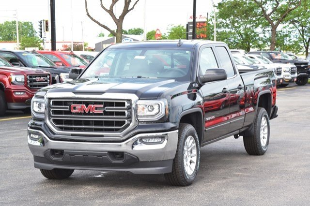 2017 Sierra 1500 Double Cab 4x4, Pickup #17G1051 - photo 3
