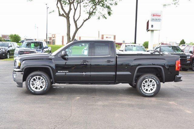 2017 Sierra 1500 Double Cab 4x4, Pickup #17G1051 - photo 4