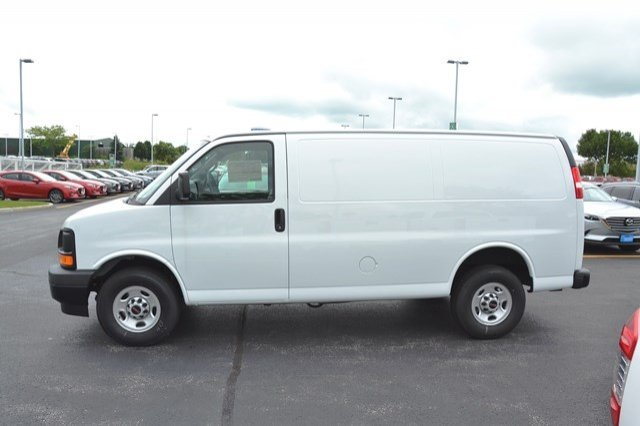 2017 Savana 2500 Cargo Van #17G1061 - photo 4