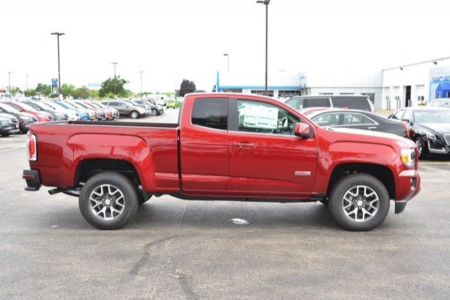2017 Canyon Double Cab 4x4, Pickup #17G1063 - photo 7